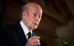 Décès de l'ancien président français Valéry Giscard d'Estaing