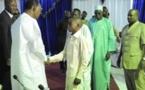 Le Chef de L'Etat a reçu les familles des soldats tombés au Mali.