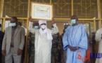 Tchad : le personnel des douanes honore son directeur général