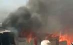 Tchad : un incendie au grand marché de Mao