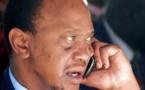 Uhuru Kenyatta, en tête de liste avec 54%, sur près d'un quart des bulletins dépouillés
