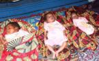 Tchad : une mère accouche de triplés à N'Djamena, les bonnes volontés se mobilisent
