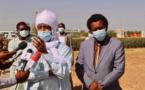 Tchad : le ministre de la Santé publique inspecte l'hôpital de Farcha