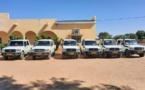 Tchad : les préfets de la province du Batha reçoivent leurs nouveaux véhicules