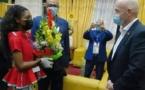 CHAN 2021 : Le président de la FIFA Giannini Infantino est au Cameroun