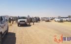 حاضرة إقليم وادي فيرا على هبة الاستعداد لإستقبال مشير تشاد إدريس ديبي اتنو