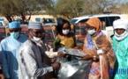 Abéché : le ministère de la Femme assiste des orphelins et appuie l'autonomisation