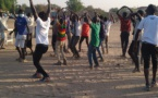 """Tchad : Dakouna Espoir présente la """"danse du Maréchal"""" avec les enfants de la rue"""