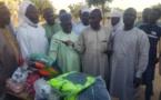 Tchad : La ligue de football d'Amdam reçoit des équipements et des fonds