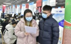 China creates 11.86 million urban jobs in 2020, surpassing annual target