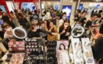 Offshore duty-free shopping thrives in south China's Hainan province