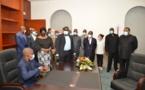 Infrastructures : Denis Sassou N'Guesso visite quelques chantiers à Brazzaville