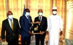 Élection à la CAF : La Côte d'Ivoire sollicite le soutien du Tchad