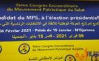 Tchad : le MPS investit ce samedi son candidat pour la présidentielle