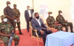 Togo : Le chef de l'Etat apporte son soutien aux soldats de l'opération Koundjoare