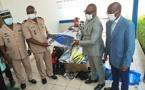 Togo : Le Haut conseil pour la mer dote la gendarmerie maritime d'équipements de plongée