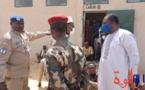 Tchad : 2040 détenus de la maison d'arrêt d'Amsinene transférés à Klessoum
