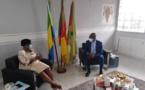 Diplomatie : Intense activité de l'ambassadeur du Cameroun au Gabon