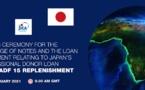 FAD : Le Japon et la BAD concluent un accord de prêt de 73,6 milliards de yens