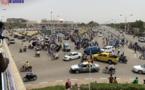 N'Djamena : scènes de liesses pour la tournée du président