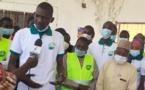 Tchad : Campagne de sensibilisation contre le Covid-19 dans le 4ème arrondissement de N'Djamena