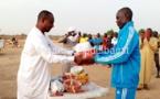Tchad : La délégation des Sports du Salamat remet des équipements à Am-Timan