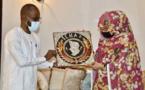 Tchad : la Première Dame reçoit le Prix du Mérite et d'Excellence 2020