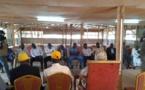 Tchad : Le conseiller spécial du chef de l'Etat rencontre des conseillers municipaux de Moundou