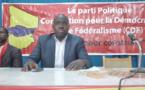 Tchad : Le parti CDF s'oppose à une « prolongation de la gouvernance actuelle »