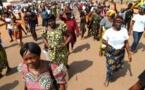 Les femmes centrafricaines se mobilisent