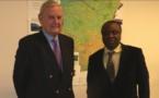 Belgique : Une délegation congolaise de la diaspora reçue au Parlement