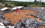 Congo :  le candidat Sassou déterminé à achever les chantiers de la Cuvette-Ouest