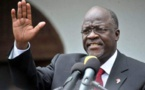 Tanzanie : décès du président John Magufuli