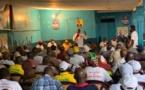 Congo-campagne électorale à Tié Tié II : Femmes et sages promettent un vote massif de Denis Sassou-N'Guesso