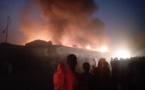 Cameroun : incendie au marché de Kousseri