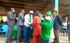 Tchad : grand meeting du candidat Balthazar à Laï