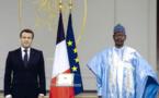 France : le nouvel ambassadeur du Tchad Kedallah Younous a présenté ses lettre de créances