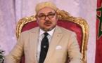Le Roi Mohammed VI adresse ses condoléances suite au décès d'Idriss Deby