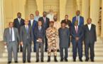 Tchad : le président du CMT a reçu la délégation de l'Union africaine