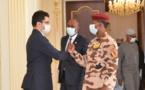Tchad : un chef de mission de l'ambassade de Turquie reçu à la Présidence