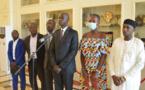 Tchad : une délégation du CNJT reçue à la Présidence