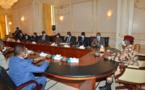 Tchad : une délégation de la CEEAC reçue au Palais présidentiel