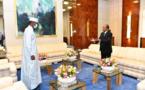 Cameroun : l'émissaire tchadien Abdelkerim Idriss reçu par Paul Biya