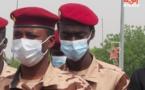 Tchad : le colonel Ousman Adam Dicki nommé aide de camp titulaire du président