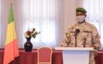 """Colonel Goïta : """"nous avons agi uniquement pour la stabilité du Mali"""""""