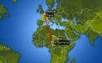 France : aucun engin explosif à bord du vol Air France Ndjamena-Paris