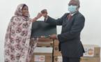 Tchad : l'UNFPA remet 9 ordinateurs à la Maison de la femme pour appuyer ses activités
