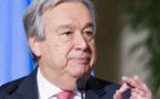 Un second mandat d'António Guterres à la tête de l'ONU