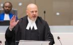 Le nouveau procureur de la CPI a prêté serment