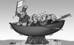 Practices to form cliques, follow bloc politics will never succeed